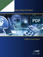 Nistir 7536 2008 Csd Annual Report