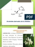 Clase5 Alcaloides Farmacog2 2014 I