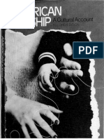 SCHNEIDER American Kinship a Cultural Account