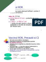 Vaccinuri ROR DTP 2014