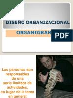 Organizacion de Organigramas