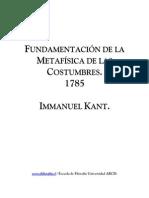 fundamentacion de la metafisica de las costumbres.pdf
