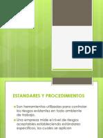 ESTANDARES Y PROCEDIMIENTOS.pptx