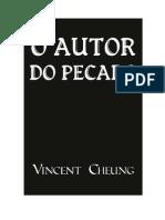 O Autor Do Pecado - Vincent Cheung