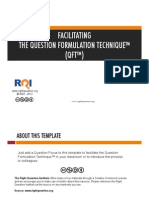 Facilitating the QFT Template1