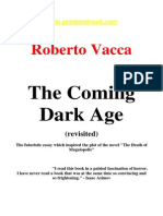 The Coming Dark Ages