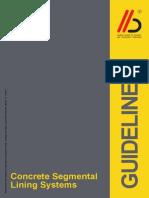 GL Concrete Segmental Lining System 2011 02