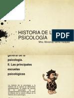 1 i Nicio s Del a Psicologia