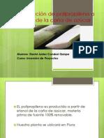 Producción de Polipropileno Verde en El Peru