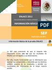 ENLACE2011_InformacionBasica