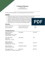 teaching resume3