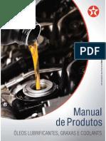 Catalogo Produtos Texaco-2013