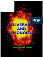 Deliverance Demonology