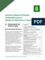Guía LAC Cap 8 Agricultura y Cuencas