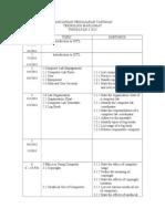 Rancangan Pengajaran Tahunan Tm 2012