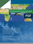 2012 Renewable Energy Data Book