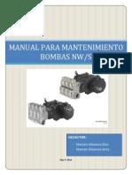 Manual de Propietario Bomba NWS45 Hecho Por Jerry Mamani Añamuro y Elvis Mamani Añamuro