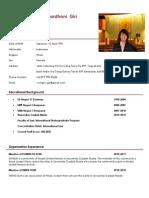 Nungki CV Fix
