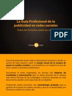 Guia Profesional Publicidad Redes Sociales Territorio Creativo
