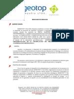 Brochure Alquiler de Equipos
