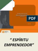 Sesion 01 Emprendimiento PAE - Emprender Si o No