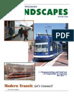 Winter 2006 - Volume 10 - #1 - 1000 Friends of Wisconsin Landscapes