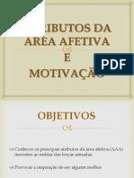 AAA E MOTIVAÇÃO - APROV 29BIB 2012.ppt