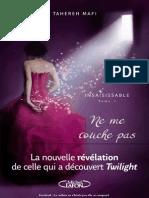 Insaisissable Tome 1-Ne Me Touche Pas-Tahereh Mafi