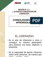 8.- Una Nueva Concepción de Liderazgo