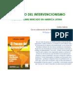 Fracaso Del Intervencionismo en Latinoamerica