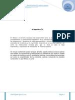 Derecho Aduanal y Comercio Exterior