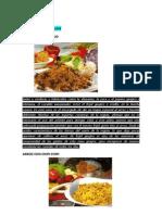 Gastronomia Guajira