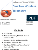 Easy to Swallow Wireless Telemetry ppt