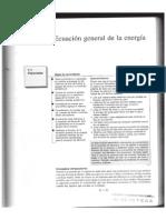 Capítulo 7. Ecuación General de La Energía