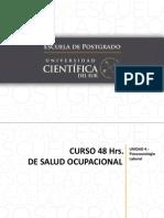Unidad 4.- Psicosociología Laboral_ Lic. Veónica Albarran