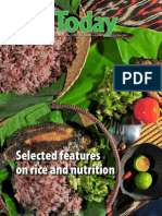 Rice Today Special Supplement for Philippine Society of Nutritionist-Dieticians (PSND), Inc