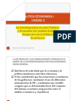 Politica Economica i Unidad II
