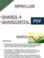 shares capital