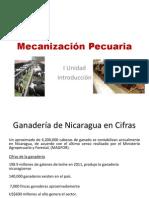 Mecanización Pecuaria Cap I Introduccion