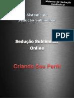 Sistema de Seducao Subliminar Online Por Diego