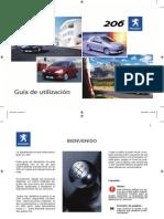 Manual Peugeot 206