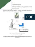 Control de Temperatura Del Reactor