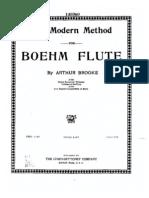 Boehm Flute Method