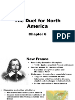 APUSH CH 6 the Duel for North America Power Point