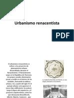 Urbanismo-renacentista