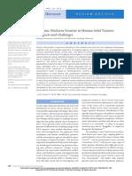 Medicina Genomica en Tumores Sólidos
