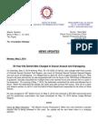 Wayne County Prosecutor News Updates May 4 - May 10, 2014