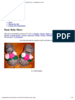 """Preview of """"Print - Basic Baby Shoes « HodgePodge Crochet"""""""