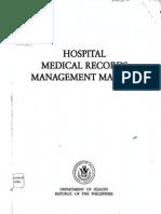 Hospital Medical Records Management Manual