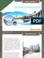 China - Beihua Medical University